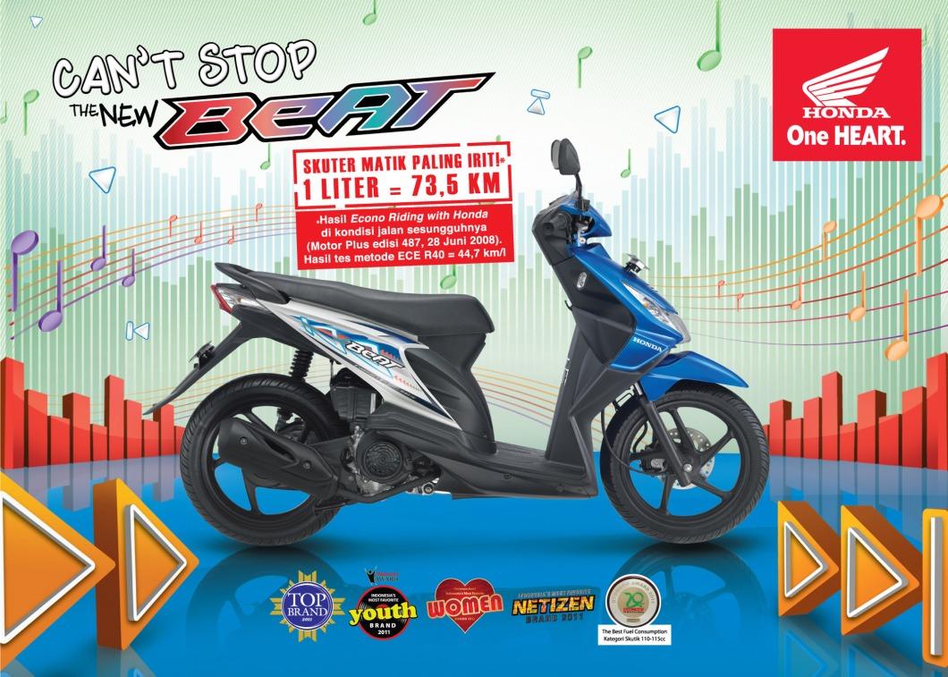 Brosur Motor Honda Beat 2017 New Street Esp Black Sukoharjo Spesifikasi Kredit Cv Cendana Cw Hard Rock